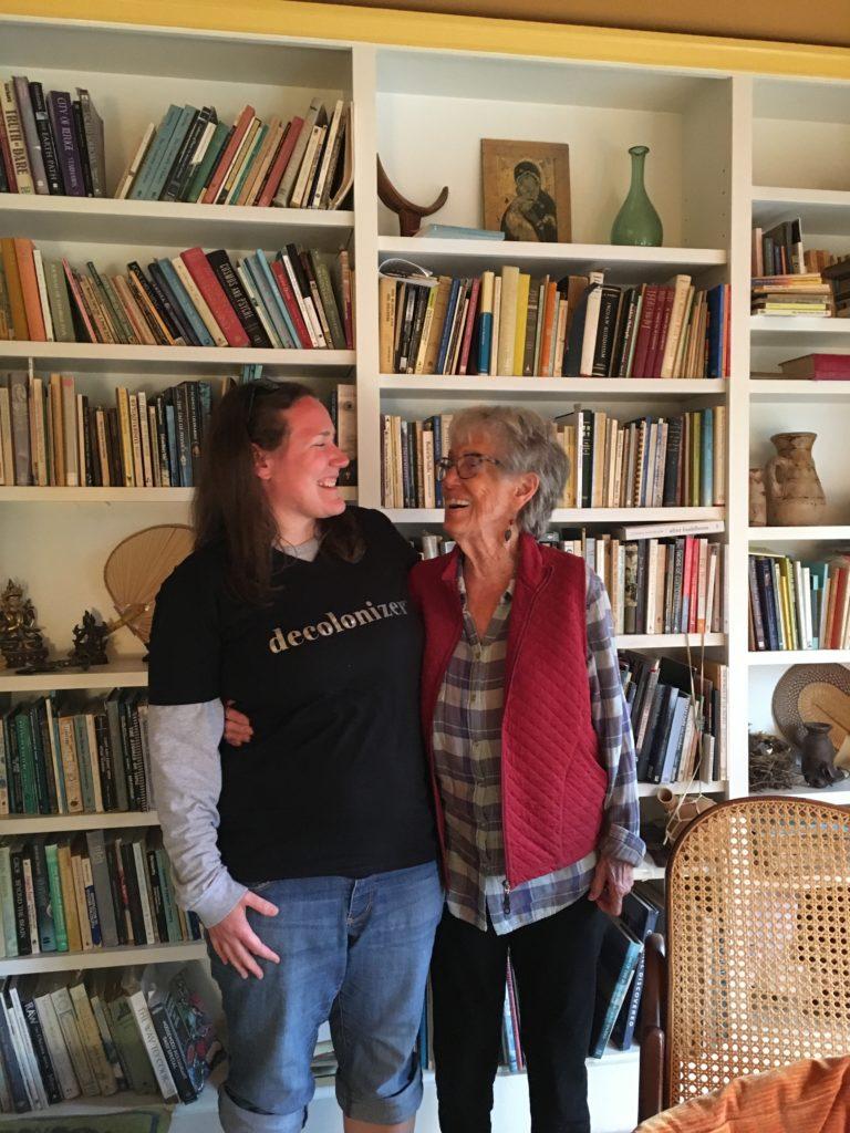 LaUra Schmidt & Joanna Macy